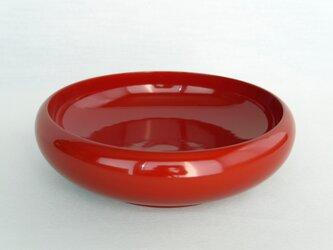 古代朱 8.0菓子鉢の画像