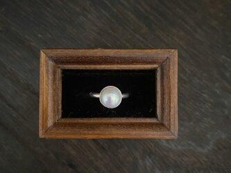 イヤーカフ (淡水真珠)の画像