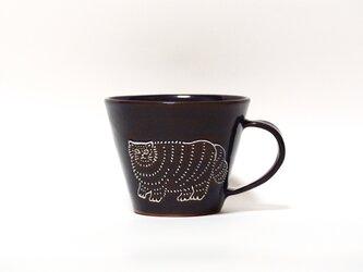マグカップ マヌルネコ (b)の画像