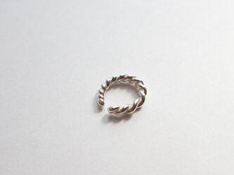 【Silver925】Twist ear cuffの画像