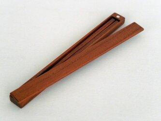 島桑 持ち歩き箸の画像