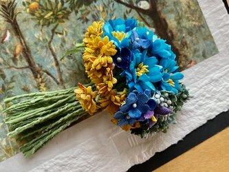 布花 Corsage petit bouquet Pの画像