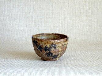 盌(銀彩秋草紋a)の画像