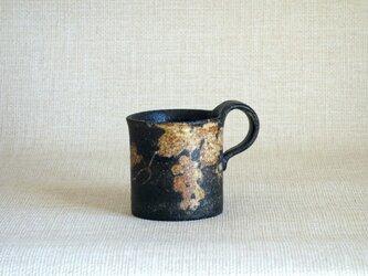 マグカップ(抜絵ぶどう紋)の画像