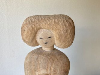 Prayer Statue ・たんぽぽライオンの画像