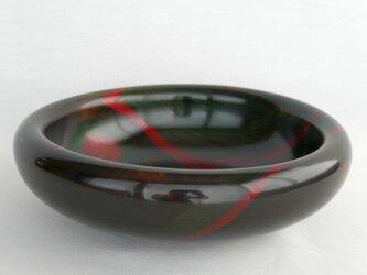 拭き漆塗分 尺〇鉢 の画像