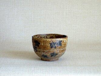 盌(銀彩秋草紋b)の画像