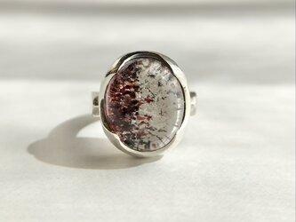 レピドクロサイトインクォーツの指輪 #12の画像