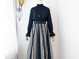 アールデコフレアースカートの画像