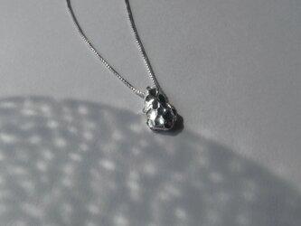 N1_シルバー925ペンダントネックレスの画像