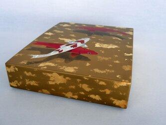 雲錦箔散 琴型文庫 鯉の画像