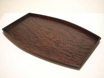 欅胴張盆の画像