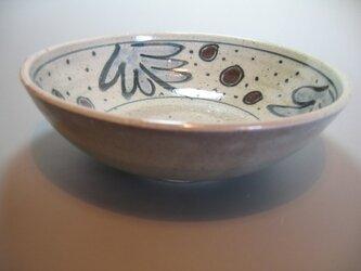 灰釉平鉢の画像