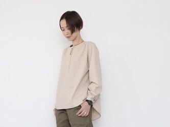 Sanada shirts / Ecru Beigeの画像