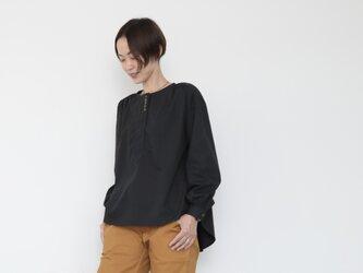 Sanada shirts / blackの画像