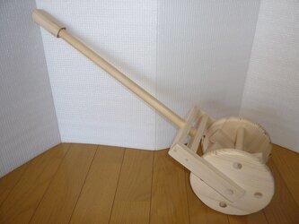 カタごろー(木製手押しローラー)の画像