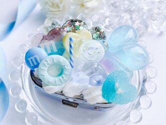 CANDY POP  ice mint お菓子のピルケース スイーツデコ の画像