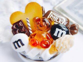chocolate お菓子のピルケース CANDY POP  スイーツデコの画像