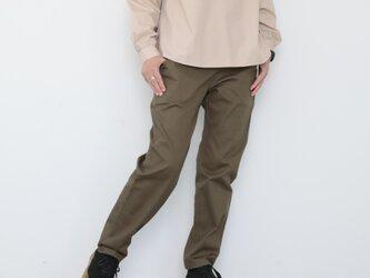 Momo pants / khakiの画像