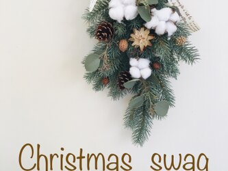 Christmas swagの画像