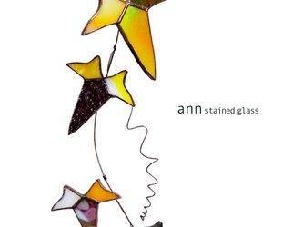 ステンドグラス アイビーRFR211007-Oの画像
