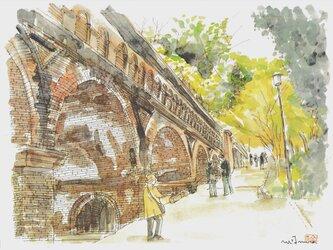 A4サイズ「 南禅寺 水路閣」の画像
