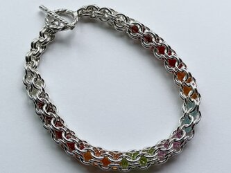 『 Intention ( blessing ) 』Bracelet by SV925の画像