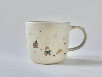 マグカップ [ きのこ狩り ]の画像