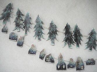 冬のガーランド*2の画像