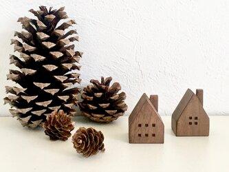 小さな木の家 ーヨーロッパの民家45ーの画像