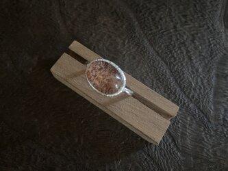 ガーデンクオーツのRing  (square)の画像