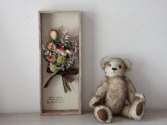 petit bouquet de roses(アンティーク風ボックス)の画像