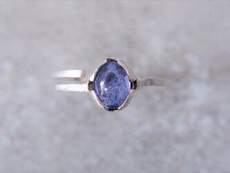 tanzanite ringの画像