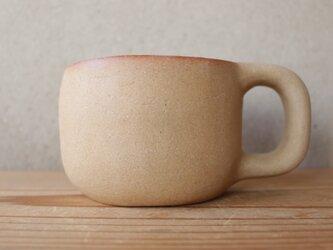 育てるウツワ ククサに憧れて マグカップ 茶 地シリーズの画像