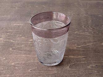 氷面 -ひも- グラス 2の画像