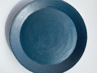 青漆皿の画像