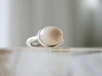 チェリーブロッサムアゲート ringの画像