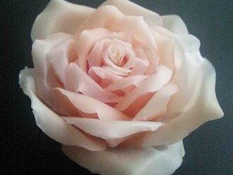 LEDバラキャンドル(ピンク)の画像