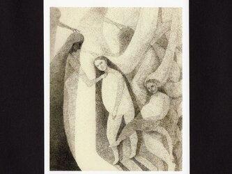 選べる2枚セットポストカード「祈る」の画像