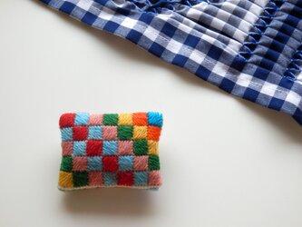 wool tile 008の画像