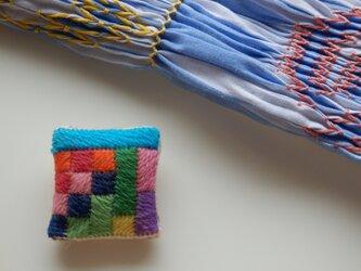 wool tile 009の画像