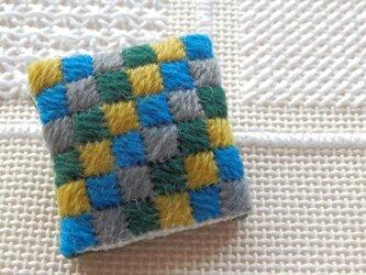 【kyoko様ご注文分】wool tile 012の画像