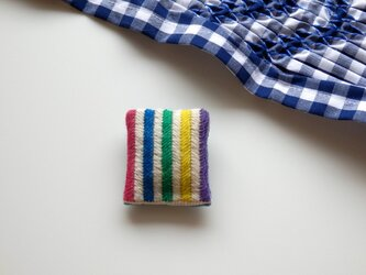 wool stripe 004の画像