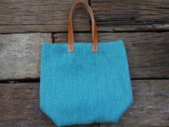 裂き織りバッグ NO3の画像