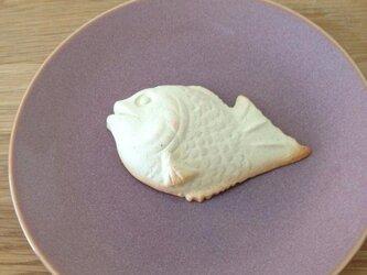 お鯛さん 箸置きの画像