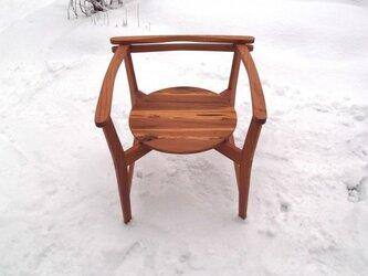 思考の椅子(受注制作)の画像