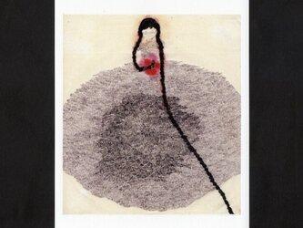 選べる2枚セットポストカード「蜘蛛の糸」の画像