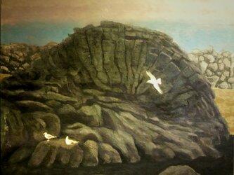 車石の画像