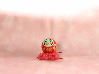 赤だるま三兄弟(にばんめのおにいちゃん)の画像