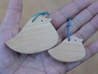 ヒヨコの親子のペンダント♪ 梅の木♪綺麗♪の画像
